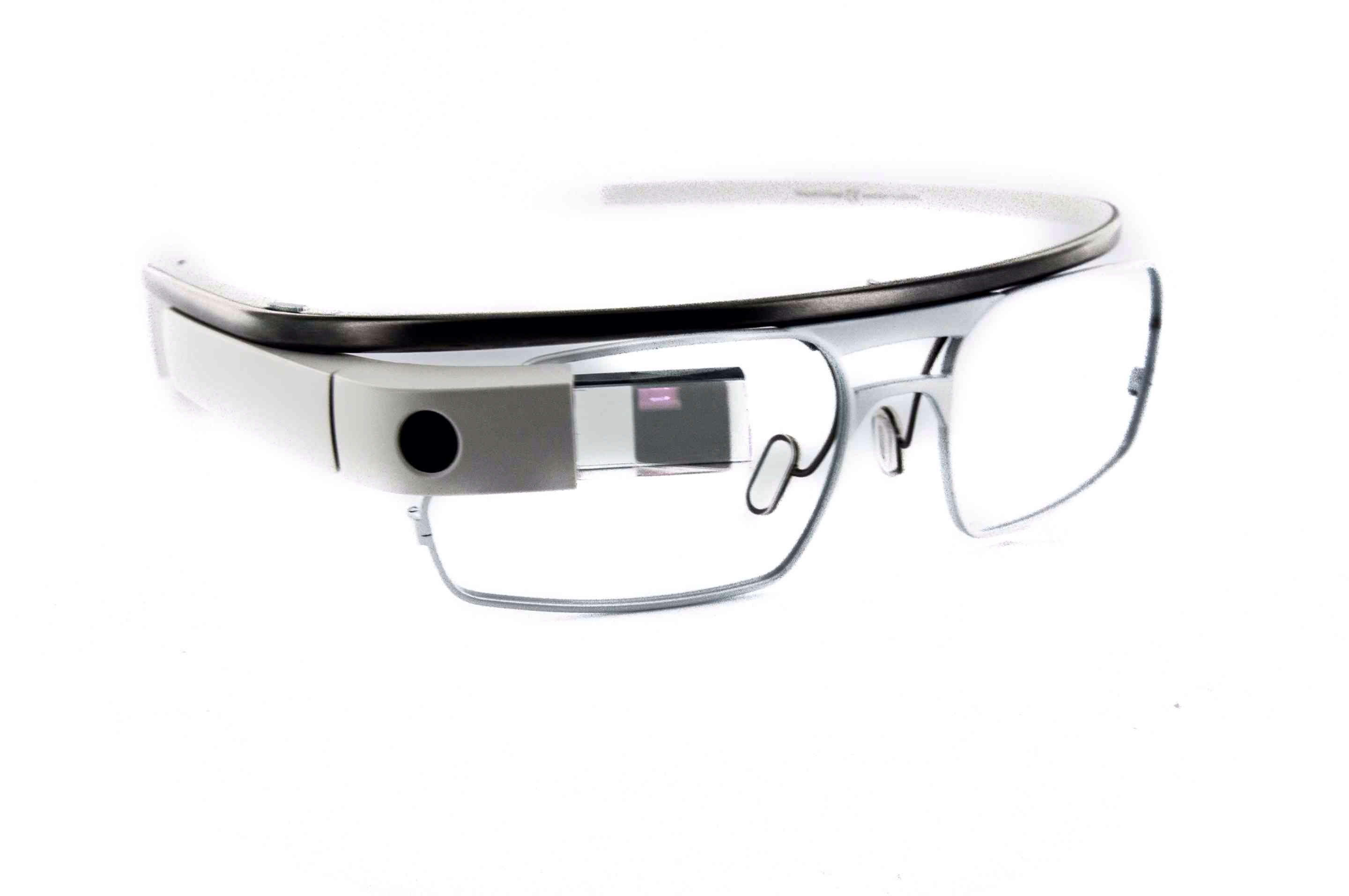 Rochester Optical Google Glass frame