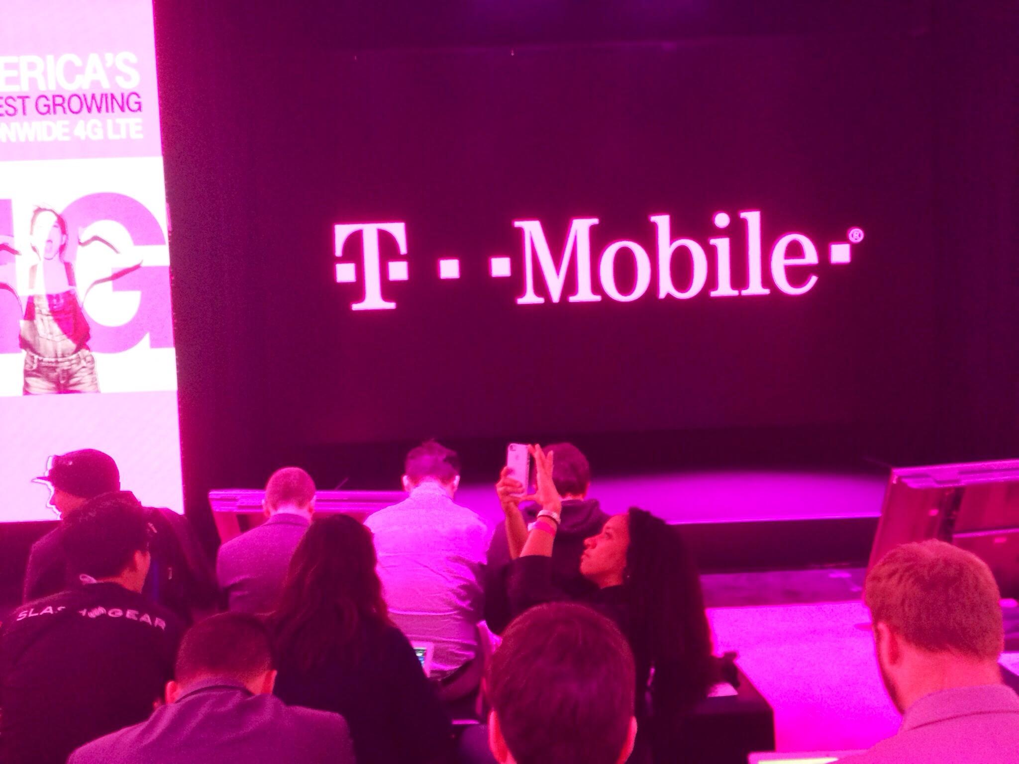 T-Mobile CES 2014