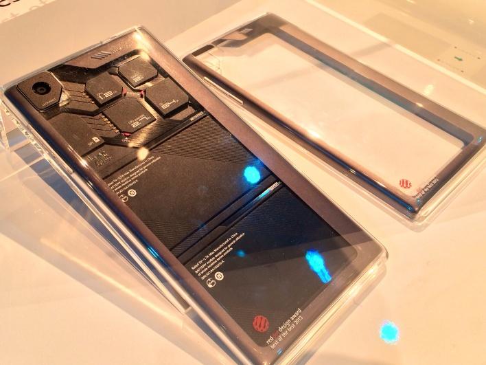 ZTE Modular phone complete