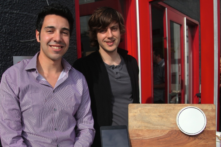 Birdi co-founders Mark Belinksy and Justin Alvey
