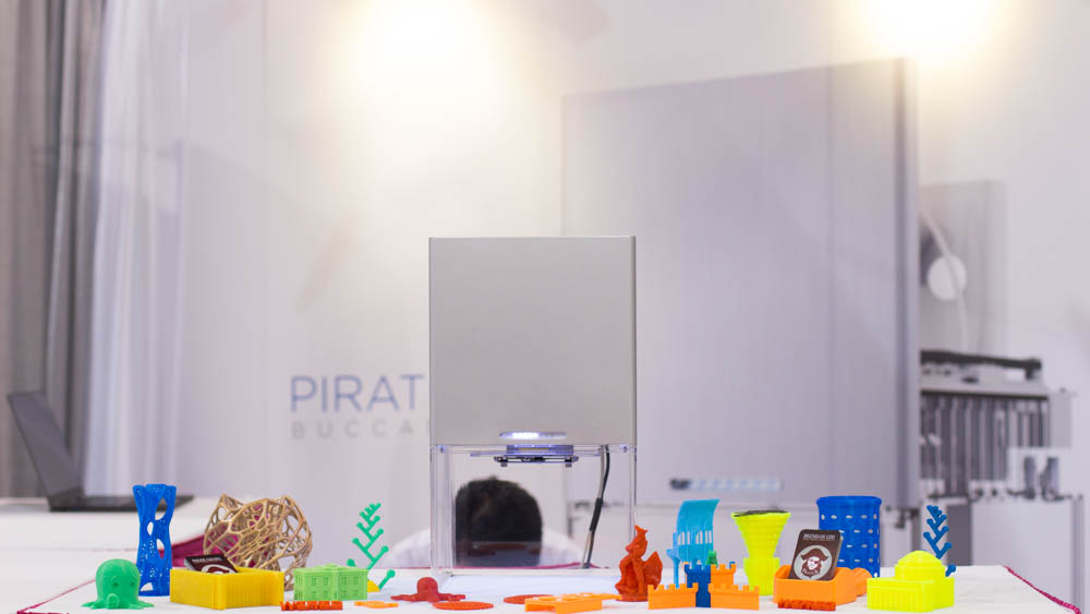 Pirate3D Bucaneer 3d printer