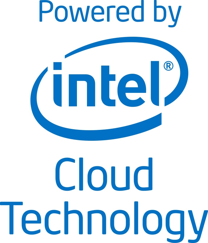 intel cloud logo