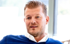 Lars Dalgaard, general partner at Andreessen Horowitz.