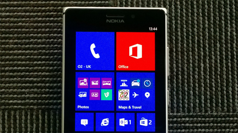Lumia folders