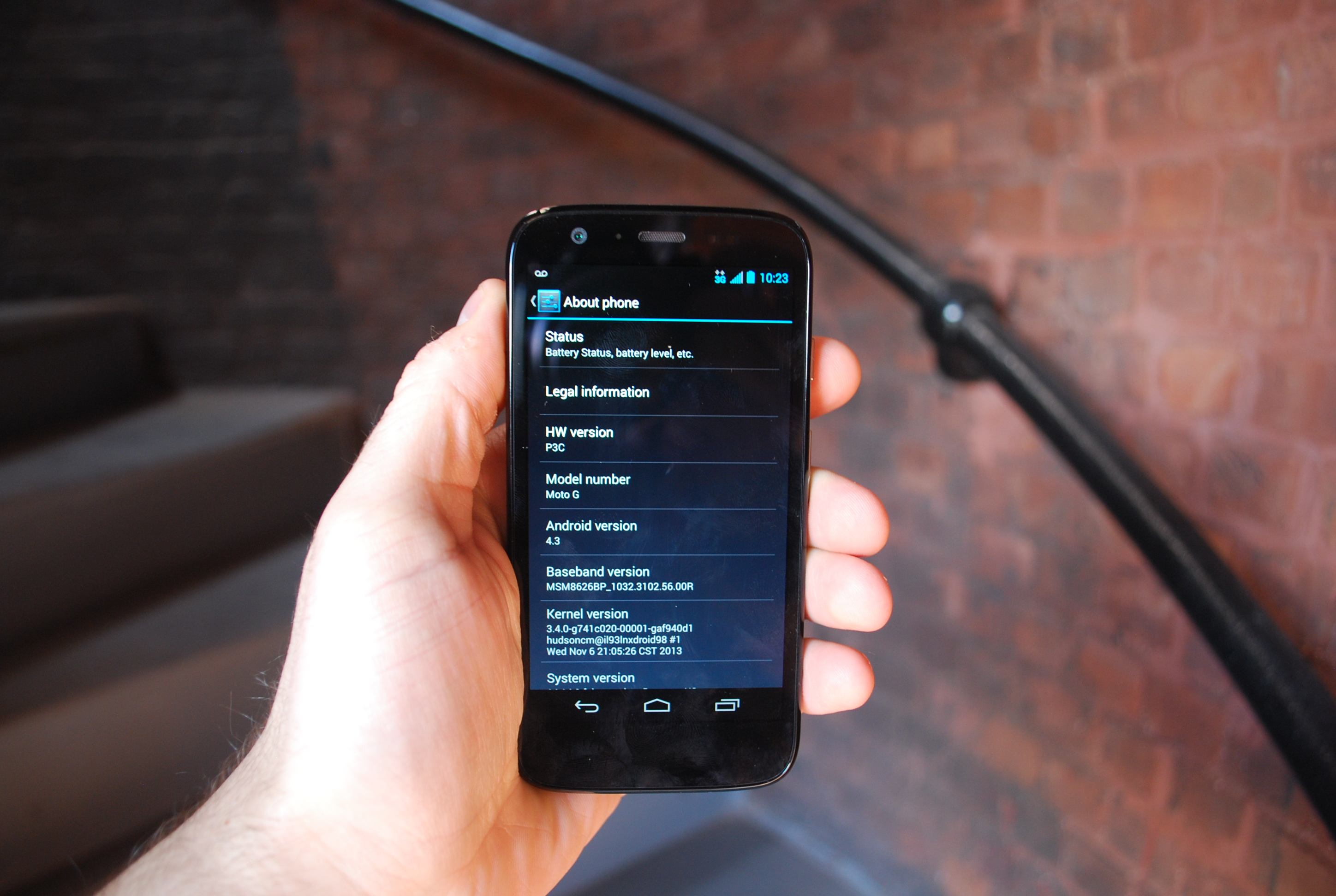 Moto G Android