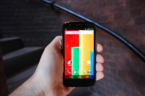 Moto G display