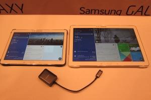 New Samsung tablets