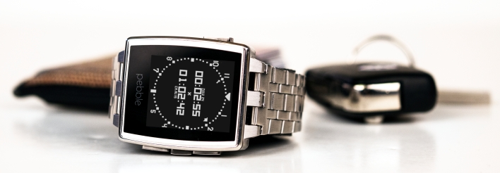 Pebble Steel fashion