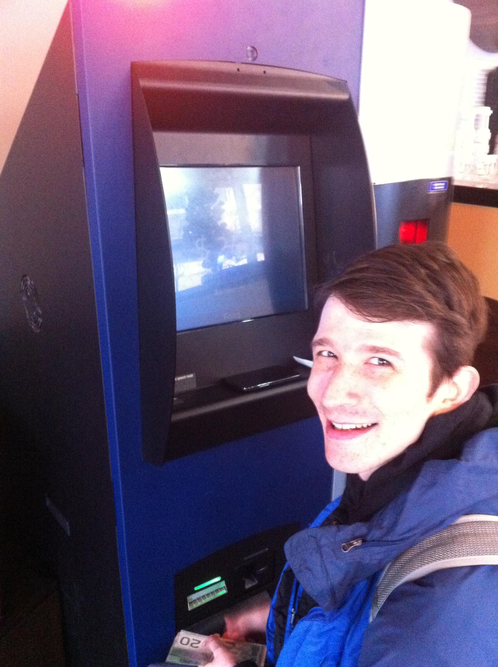 Vancouver bitcoin ATM