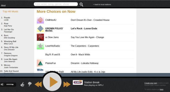 Radio Search Engine turns the world s radio stations into a music jukebox Tech News and Analysis