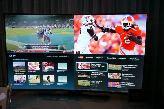 samsung contextual smart tv