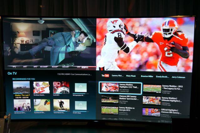 samsung contextual tv 2