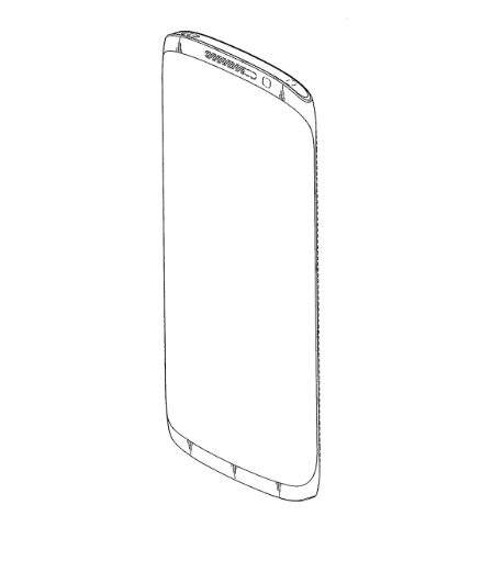 Samsung design patent 2