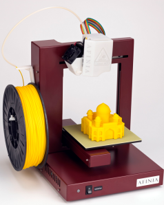 The Afinia H-Series 3D Printer. Photo courtesy of Afinia.
