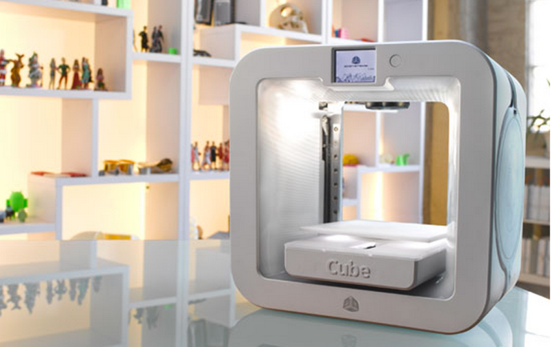 3D Systems Cube 3 3D printer