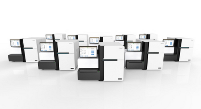 Illumina genome sequencer