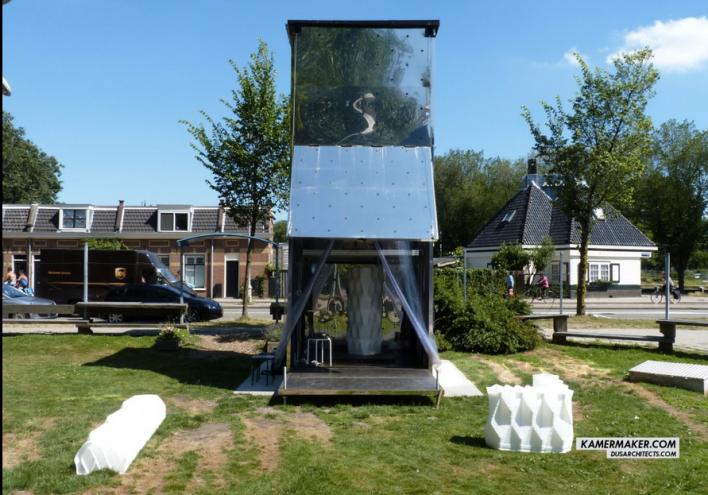 3D printer canal house