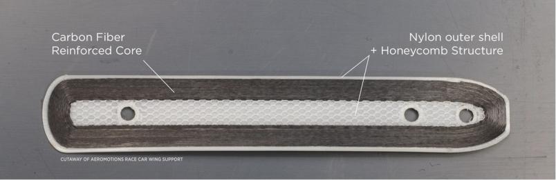 MarkForged Mark One carbon fiber 3D printer
