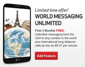 Verizon Worldwide Unlimited Messaging 2