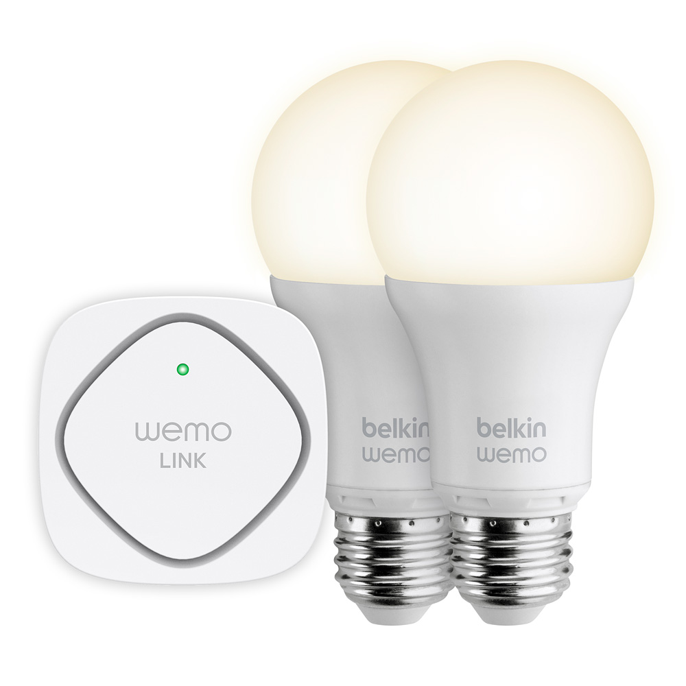 WeMo LED Lighting Starter Set