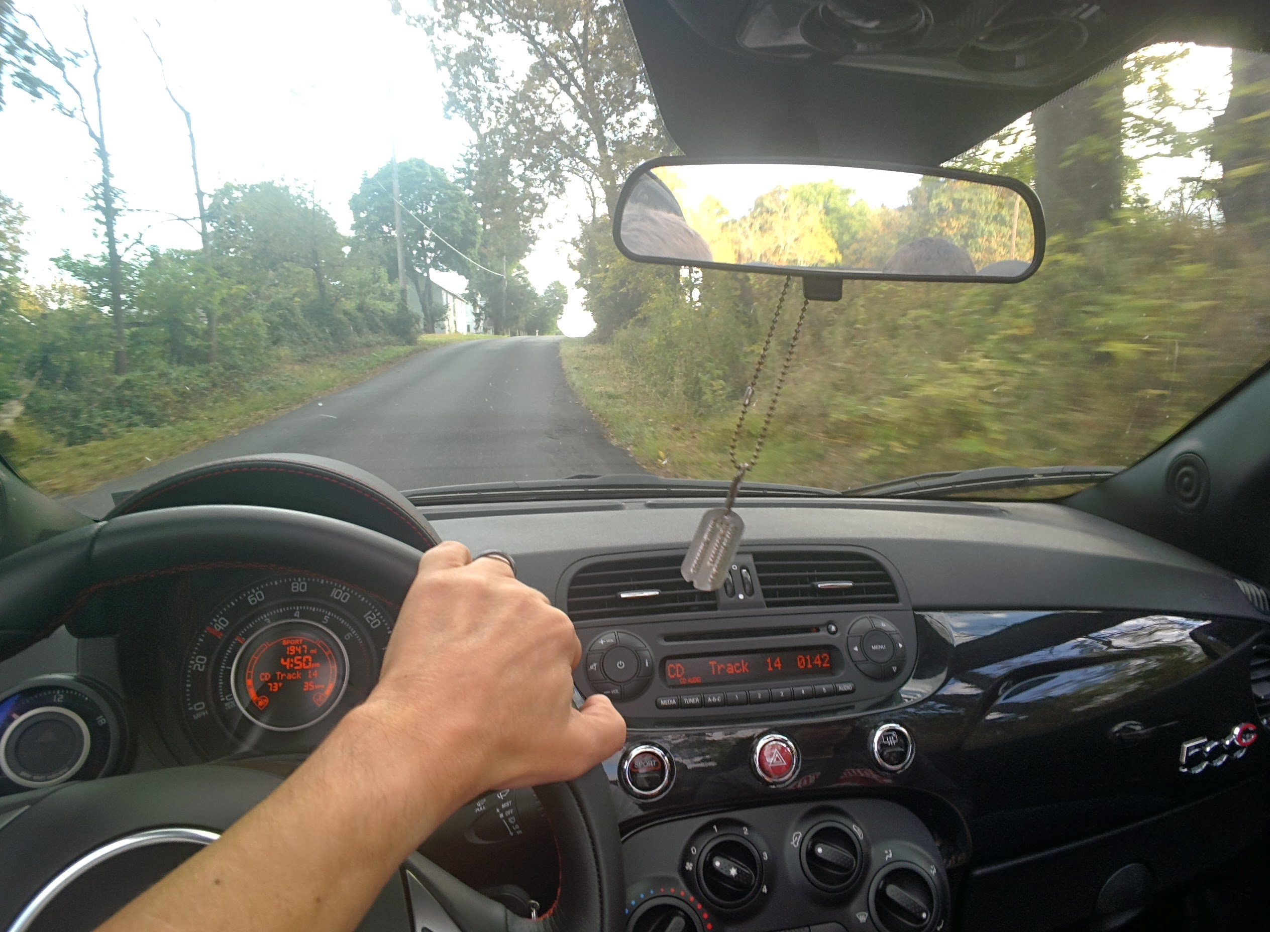 Driving with Glass