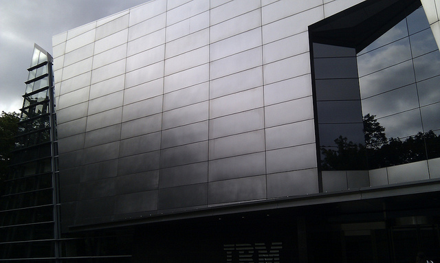 IBM Headquarters Armonk