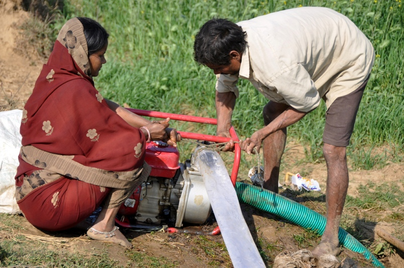 India water pump
