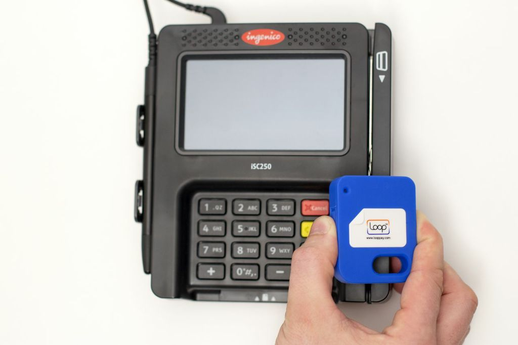 Loop Fob payments terminal