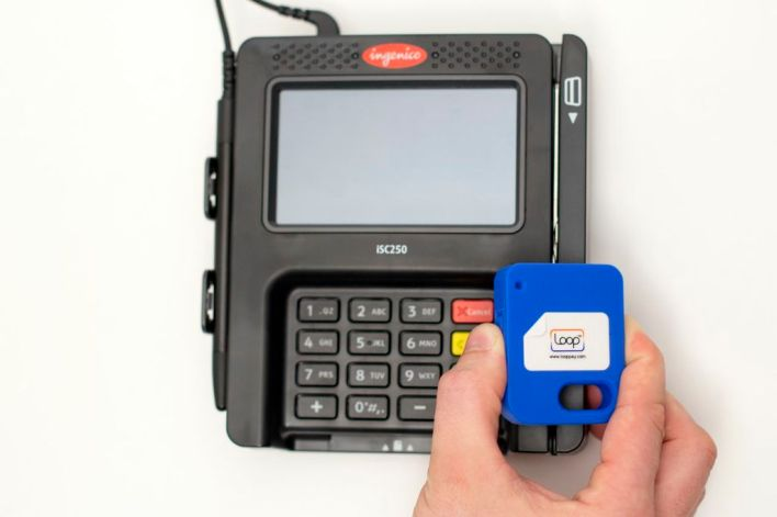 Loop Fob payments terminal