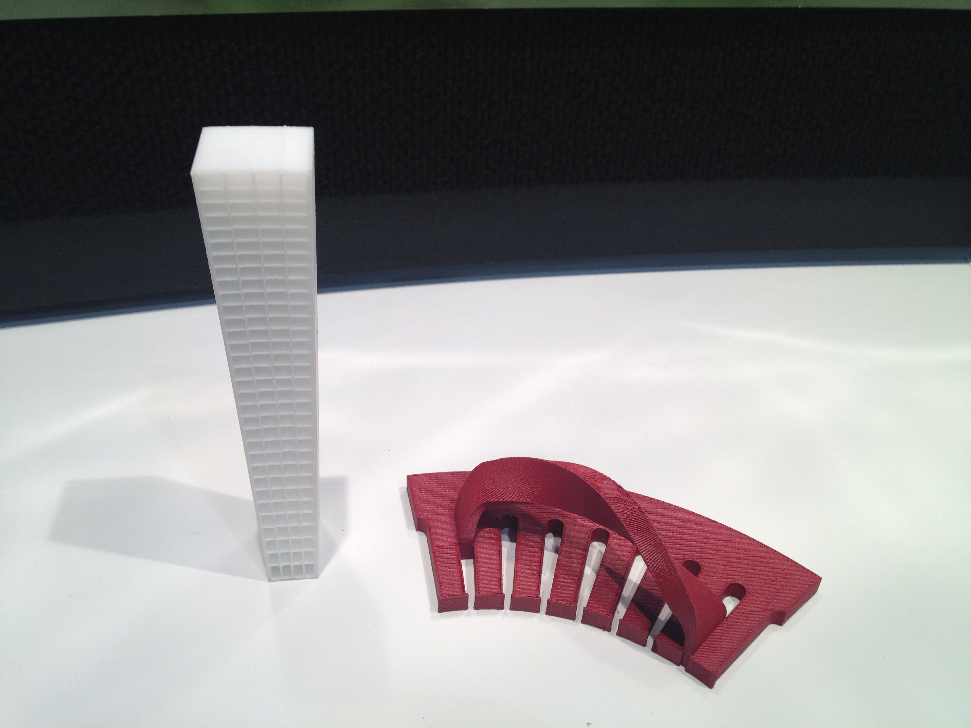 3D-printed parts for an electric car motor from United Technologies Research Center
