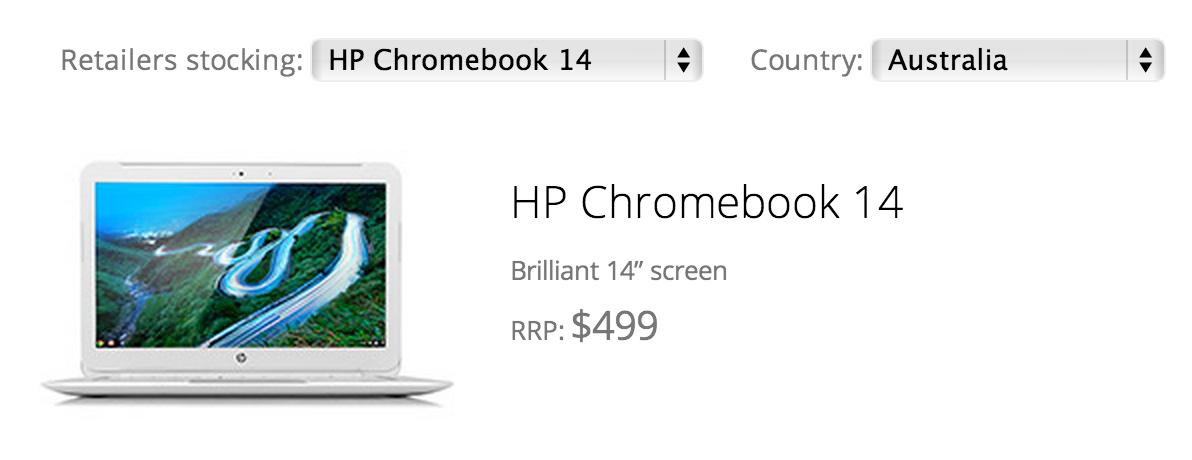 chromebook 14 australia