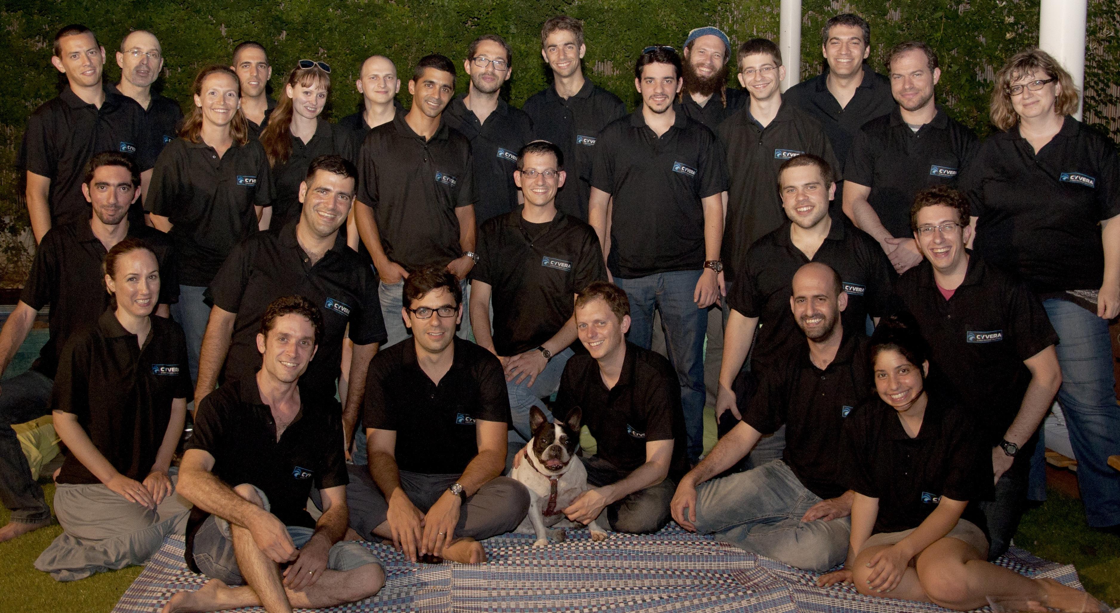 Cyvera team