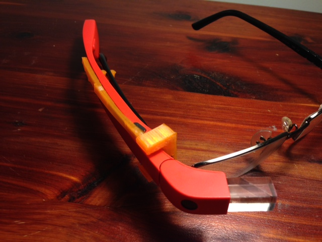 google glass clipped