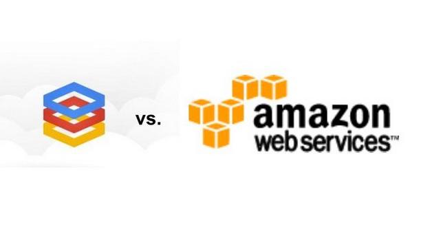 google vs. aws