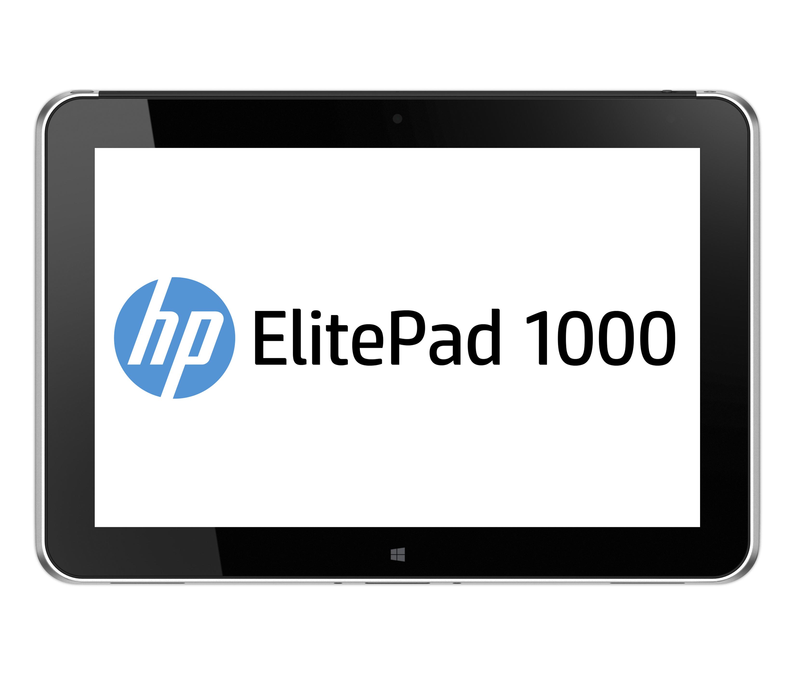 HP ElitePad 1000 G2_front