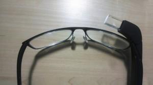 Google Glass Bold frames top