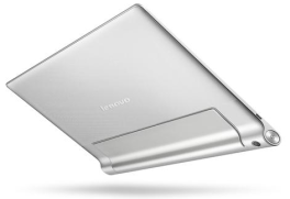 Lenovo yoga HD+ back