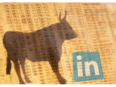 linkedin stocks