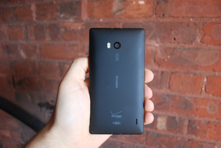Lumia Icon back