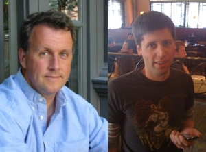 Paul Graham Sam Altman