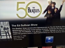 Beatles Apple TV