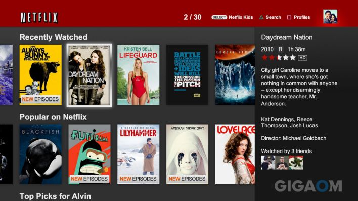 A look behind the curtain: how Netflix redesigned and rebuilt its television experience