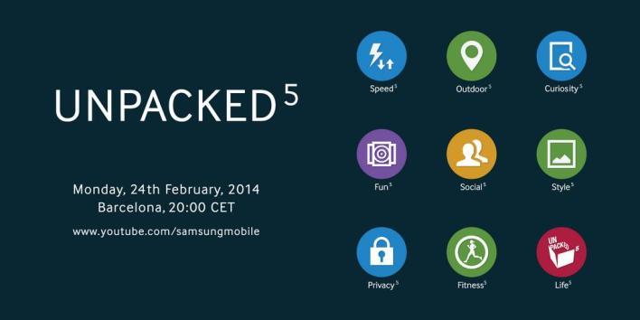 Samsung unpacked livestream