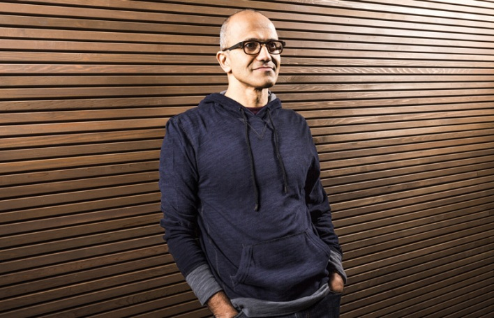 Satya Nadella, Microsoft CEO