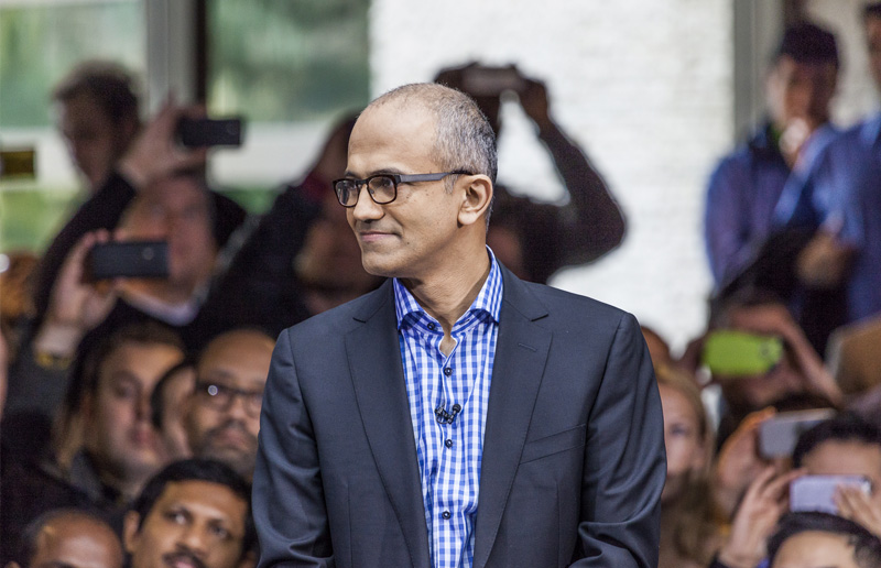Satya Nadella Microsoft CEO 10_low