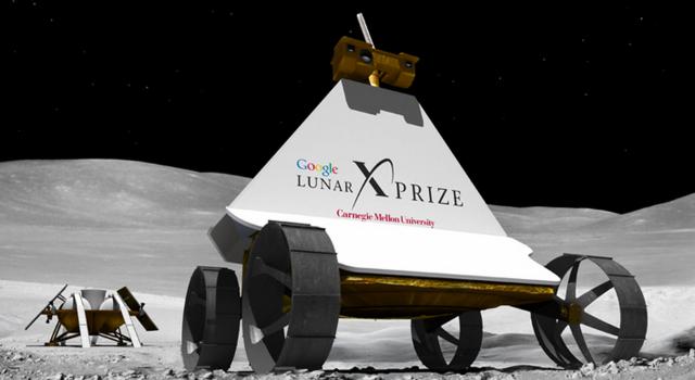 Astrobotic lunar Red Rover