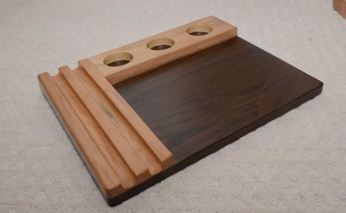 4 AXYZ 3D printed wood