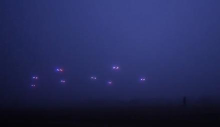 Drone flock