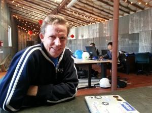Paul Murphy, CEO of Op3nvoice.