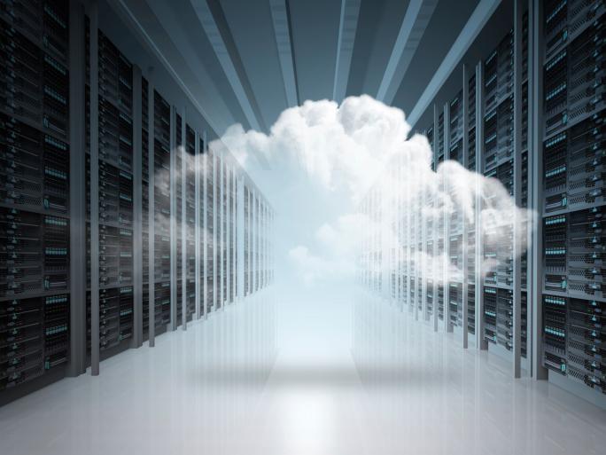 Data server cloud 3